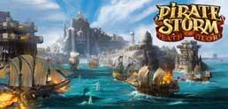 بازی رایگان طوفان دزدان دریایی